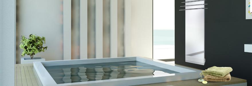 radiateur inertie s che ou fluide pour le chauffage. Black Bedroom Furniture Sets. Home Design Ideas