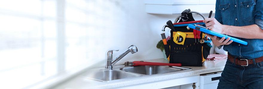 Problèmes de plomberie